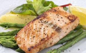Recetas caseras f ciles for Como cocinar salmon plancha